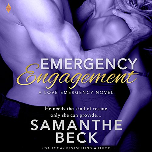 Emergency Engagement audiobook cover art