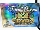 Milton Bradley Trivial Pursuit Pop Culture DVD Game by