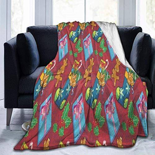 Peyolad Plüsch Decke Decke Tröster Weihnachten Schneemann Mit Besen Winter Landschaft Natur Kunstpelz Weich Gemütlich Warm Flauschig Leicht Fuzzy Decke Für Bett Couch Sofa Stuhl Herbst Nap Travel Cam