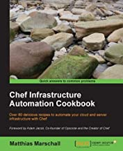 Chef Infrastructure Automation Cookbook (English Edition)