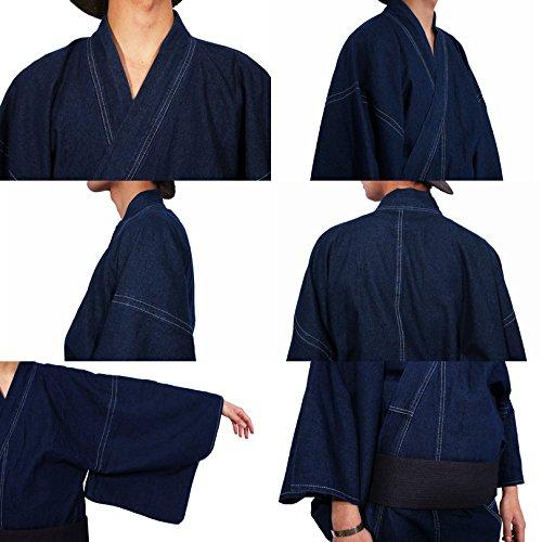 BlackBeauty『デニム浴衣tt001』