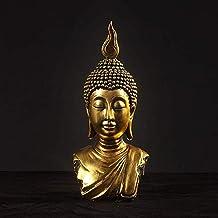 PPCP Resin Shakyamuni Buddha Statue Home Office Decoration Buddha Sculpture Spirit Gift Small Home Decoration Buddhism Sup...