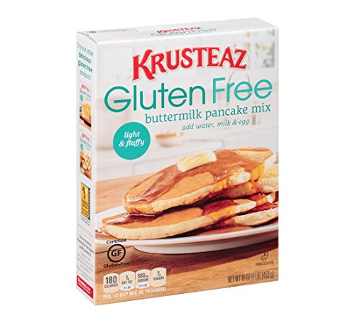 Krusteaz Gluten Free Buttermilk Pancake Mix