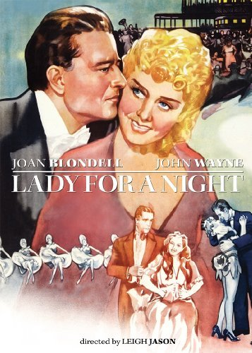 Best Lady for A Night DVDs