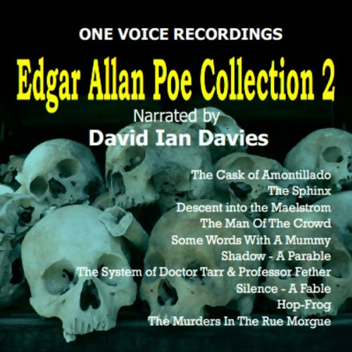 The Edgar Allan Poe Collection II cover art
