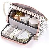 Mufee - Estuche para lápices de gran capacidad, con asa, bolsa de lona, caja de papelería, para estudiantes de oficina, colegio, escuela secundaria