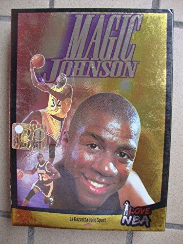 MAGIC JOHNSON 'Always showtime' I love NBA Ita-Eng
