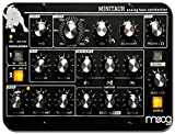Classic Synthesizer Mouse Mat. Retro Mouse pad Music Synth Gift