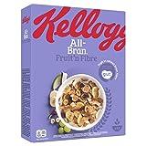 Kellogg's All-Bran Fruta y Fibra - Cereales de trigo integral y frutas - Paquete de 500 g