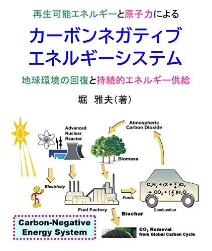 再生可能エネルギーと原子力による カーボンネガティブ・エネルギーシステム 地球環境の回復と持続的エネルギー供給
