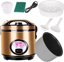 JSMY Cuiseur électrique Haut de Gamme Multifonctionnel,cuiseur à Riz Domestique avec cuiseur à Vapeur,cuiseur à Riz Automa...