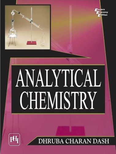 Analytical Chemistry (English Edition)