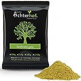 1 kg Senfmehl Senfsaat Senfkörner gelb gemahlen , teilentölt zur Senf-Herstellung natürlich vom-Achterhof Gewürze