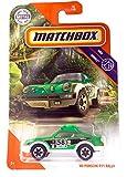 Matchbox 2020 MBX Jungle 66/100 - '85 Porsche 911 Rally (Green)