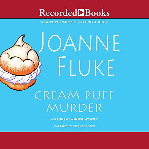 Cream Puff Murder  By  cover art