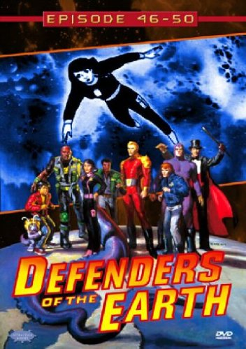 Defenders of the Earth - Episode 46-50