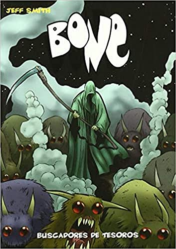 Bone 8 Buscadores De Tesoros - Bo
