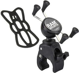 RAM Mount RAM-HOL-UN7-400U Motocicleta - Soporte (Teléfono móvil/smartphone, Motocicleta, Soporte pasivo, Negro, Compuesto...