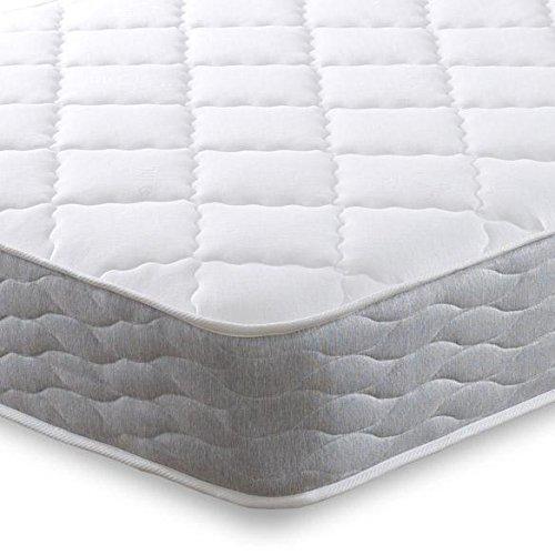 Cheap Beds Direct intégrer à Mousse à mémoire de Forme Double Face Matelas, Double