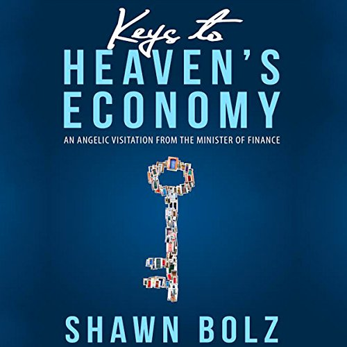 Keys to Heaven's Economy audiobook cover art