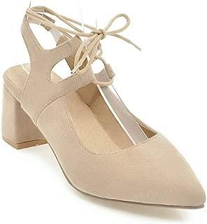 BalaMasa Womens APL12239 Pu Heeled Sandals