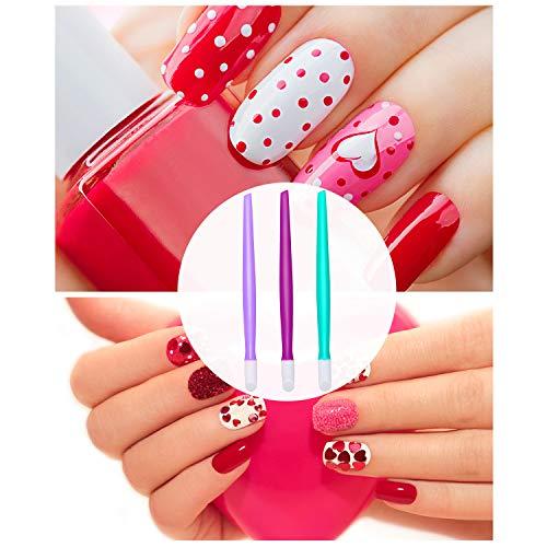 Cuticle nail pushers