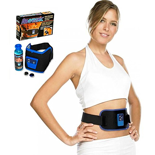 Shop-STORY - Cinturón ajustable electroestimulación de musculación AB Gymnic