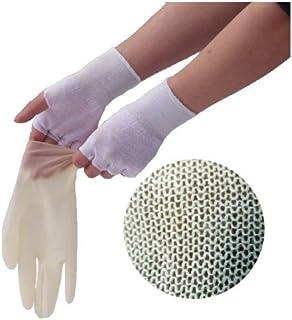 やさしインナー手袋(コットン)指なし GI01(フリー)10双?未滅菌