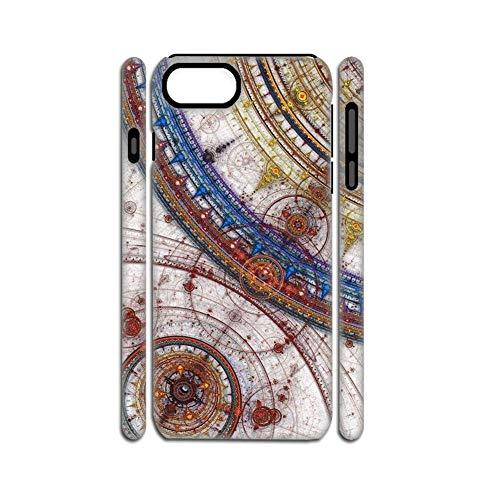 Gogh Yeah Silicio Suave Y Carcasa Rígida De Plástico Rígido para El Hombre Tener Compass Kawaii Compatible Apple iPhone 6 6S 4.7Inch Choose Design 111-4
