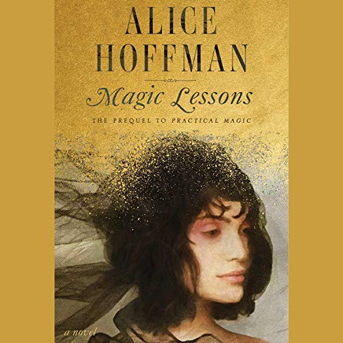 Magic Lessons audiobook cover art