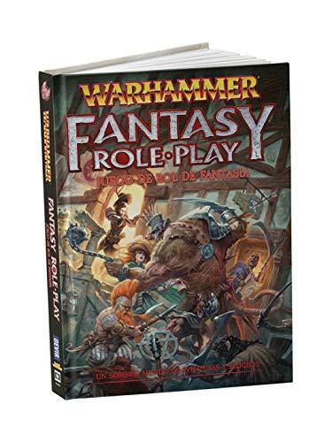 Warhammer Juego de Rol de Fantasía (Devir WFBASICO)