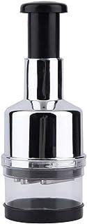 XIANGBAO Vegetal Cebolla Multifuncional máquina de Picar Alimentos máquina de Cortar Ajo Cebolla Cebolla Cortador de Peele...