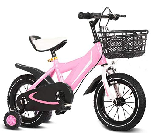 Fantastic Prices! JBHURF Bicycle Children's Folding Bike for Boys and Girls 6-6 Years Old Children's...