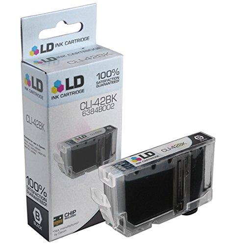 Price comparison product image LD © Compatible Replacement for Canon 6384B002 / CLI-42BK Black Inkjet Cartridge for use in Canon PIXMA PRO-100 Printer