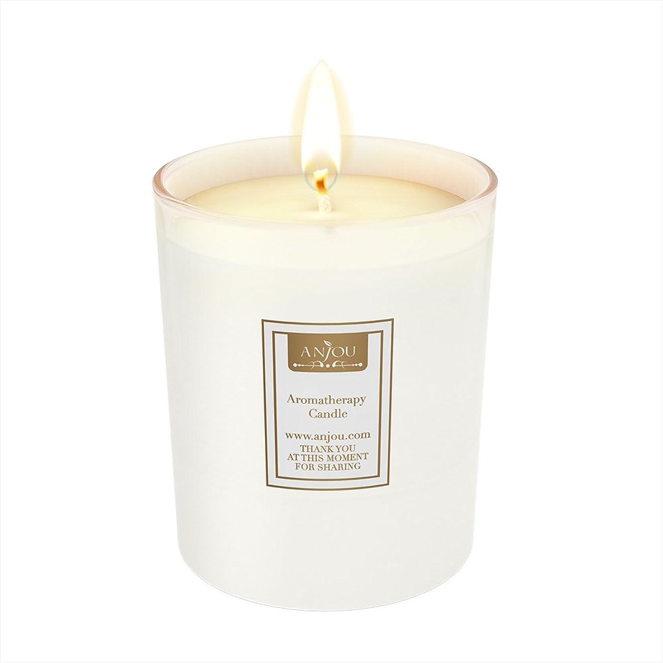 サドルアルミニウム仕事アンジュScented Candle 7 oz AJ-PCN002