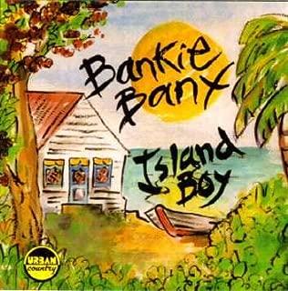 Island Boy (Audio CD) by Bankie Banx