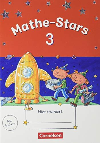 Mathe-Stars - Basiskurs: 3. Schuljahr - Übungsheft: Mit Lösungen (Mathe-Stars / Regelkurs)