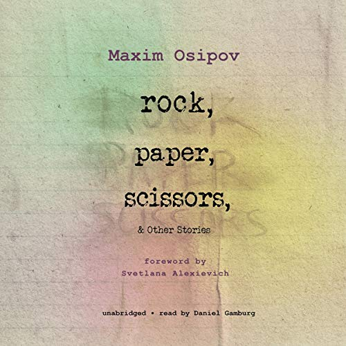 Rock, Paper, Scissors and Other Stories audiobook cover art