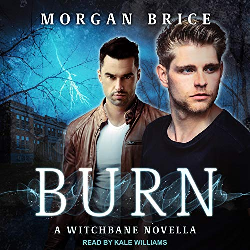 Burn: A Witchbane Novella cover art