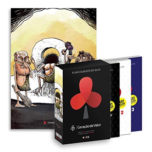 BOX GERAÇÃO DE VALOR - RODA: (volumes 1, 2, 3 + pôster exclusivo roda)