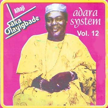Adara System, Vol. 12