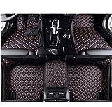 QWERQF Estera del Piso de Las alfombras de Las alfombras del Piso del Coche del Coche,para Subaru XV 2018 Forester 2009 2014 Outback Legacy 2010 Impreza 2008 Tribeca