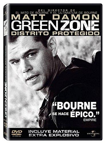 Green Zone: Distrito Protegido [DVD]