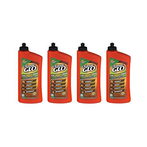 Product Image of the Orange Glo Hardwood Floor 4-in-1 Monthly Polish, 24 Oz (Pack of 2)