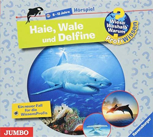 Haie, Wale und Delfine Titelbild