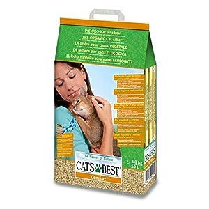 Rettenmaier Salvar Maier 29787Gato dispersa Cat 's Best Comfort, 10L 4