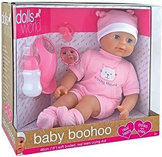 Dolls World Baby Boohoo Doll - 8130