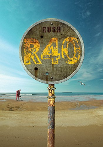 Rush - R40 [10 DVDs]