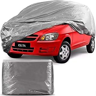 Capa Para Cobrir Carro Forro Impermeável Chevrolet Celta Tamanho P