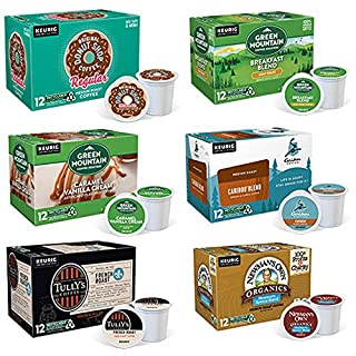 Keurig K-Cup Pod Variety Pack, Single-Serve Coffee K-Cup Pods, Amazon Exclusive, 72 Count (B00ZOE5REQ)   Amazon price tracker / tracking, Amazon price history charts, Amazon price watches, Amazon price drop alerts
